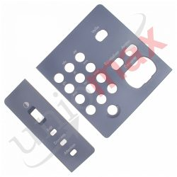 Control Panel Overlay (french) CB414-60209 (CB414-60103)
