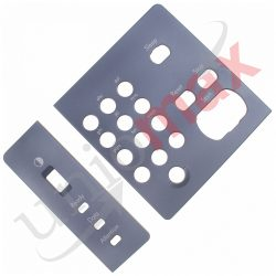 Control Panel Overlay (english) CB414-60209 (CB414-60102)