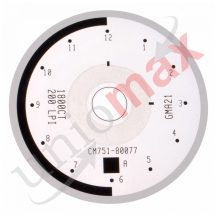 Encoder Disk CM751-80077